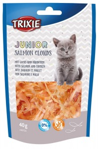 Trixie Przysmak Junior Salmon Clouds 40g